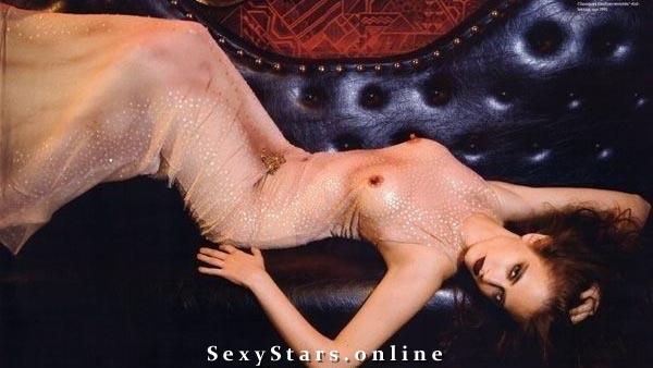 Ева Грин голая. Фото - 1