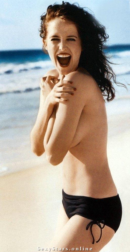 Ева Грин голая. Фото - 2