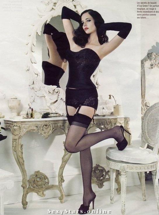 Ева Грин голая. Фото - 8