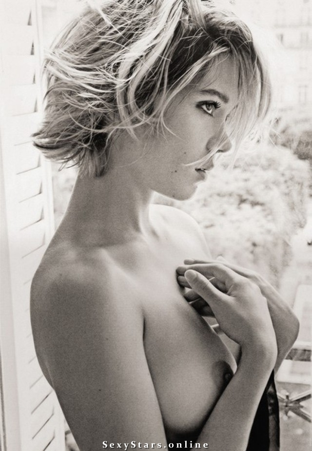 Леа Сейду голая. Фото - 13