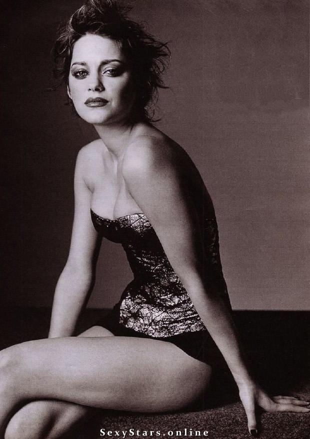 Marion Cotillard Nackt. Fotografie - 16