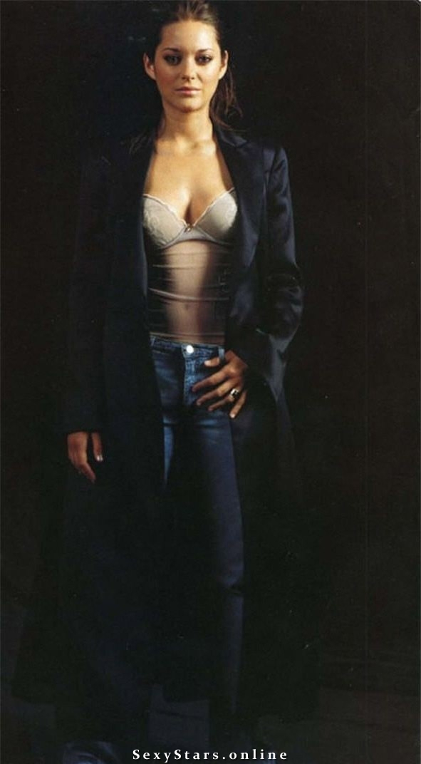 Marion Cotillard Nackt. Fotografie - 19