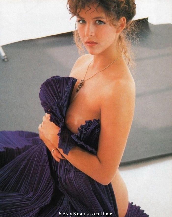 Софи Марсо голая. Фото - 10