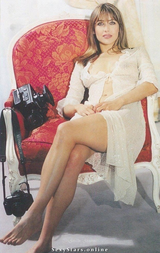 Софи Марсо голая. Фото - 17
