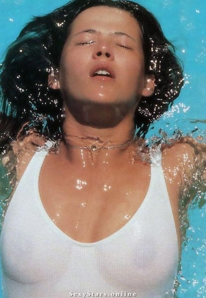 Софи Марсо голая. Фото - 19