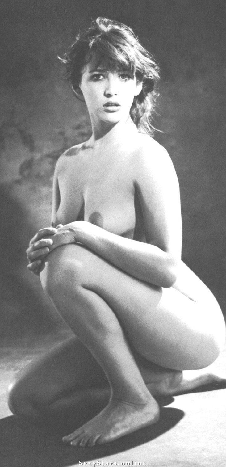 Софи Марсо голая. Фото - 2
