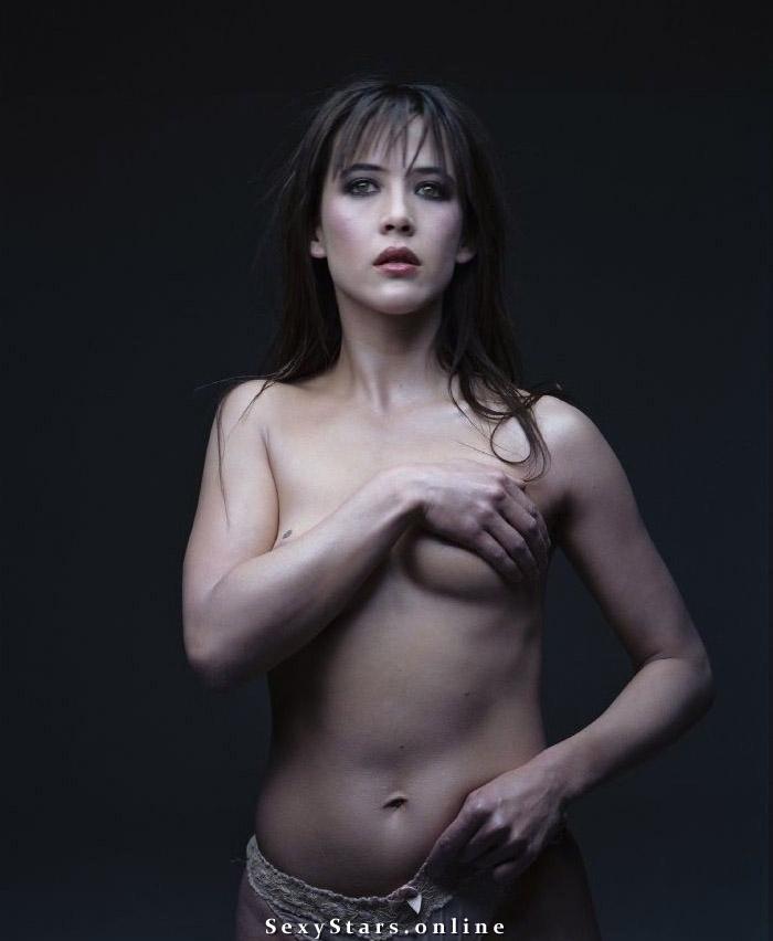 Софи Марсо голая. Фото - 25