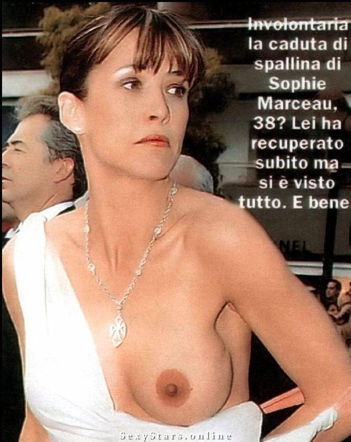 Софи Марсо голая. Фото - 32