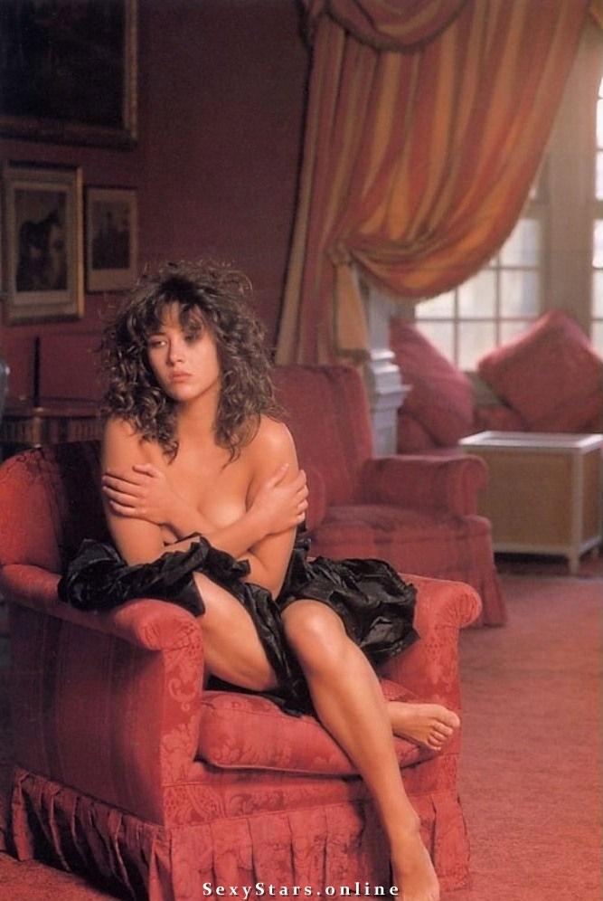 Софи Марсо голая. Фото - 5