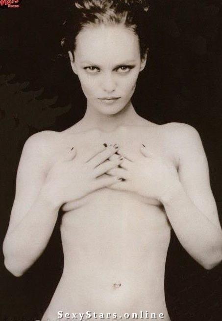 Vanessa Paradis Nackt. Fotografie - 16