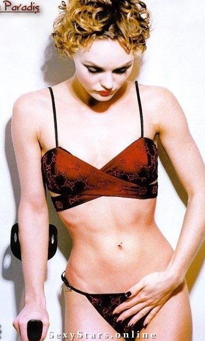 Vanessa Paradis Nackt. Fotografie - 5