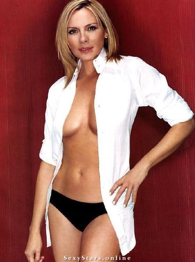 Ким Кэттролл голая. Фото - 12