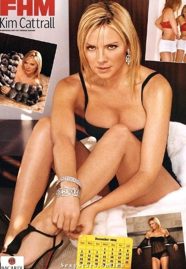Ким Кэттролл голая. Фото - 17