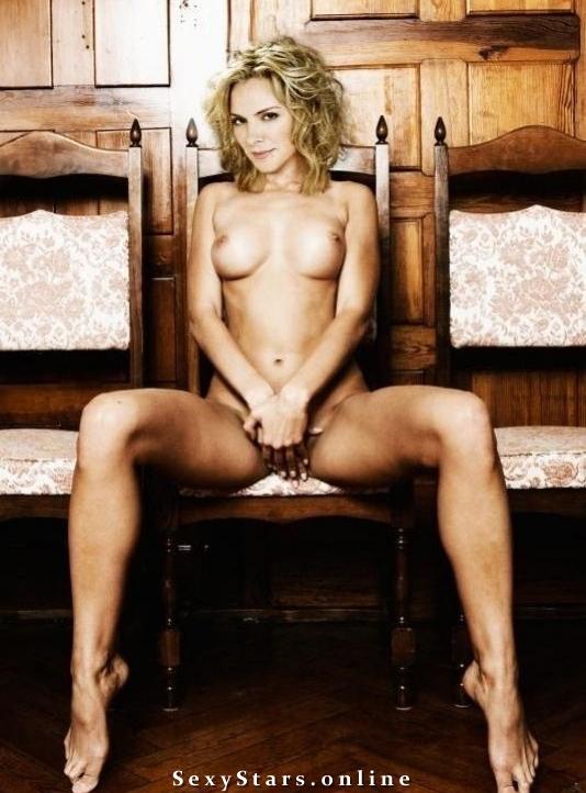 Ким Кэттролл голая. Фото - 2