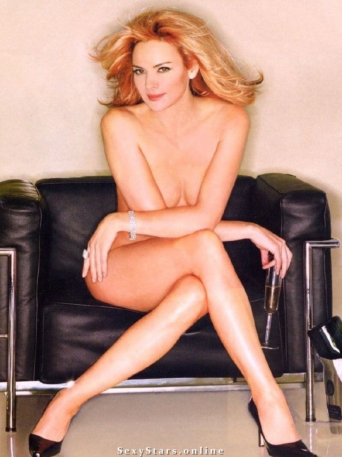 Ким Кэттролл голая. Фото - 29