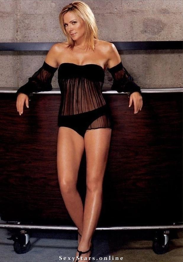 Ким Кэттролл голая. Фото - 30