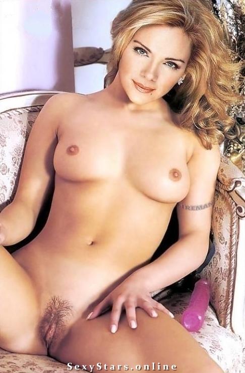 Ким Кэттролл голая. Фото - 6
