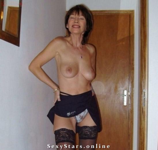 Jane Birkin Nackt. Fotografie - 11
