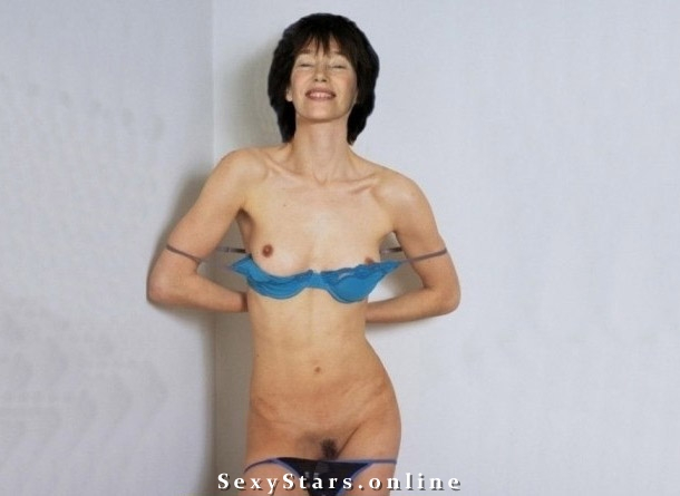 Jane Birkin Nackt. Fotografie - 2