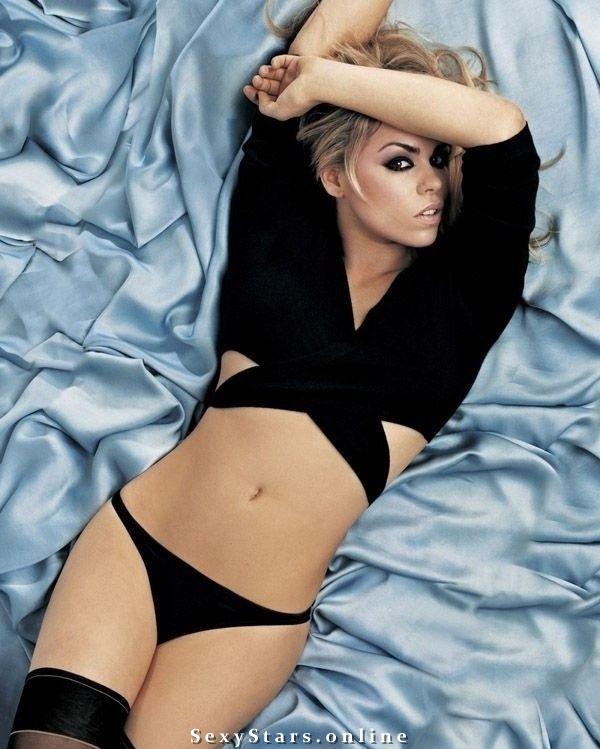 Billie Piper Nackt. Fotografie - 6