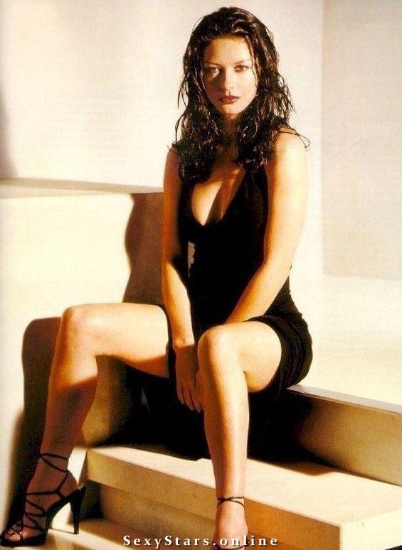 Catherine Zeta-Jones Nackt. Fotografie - 1