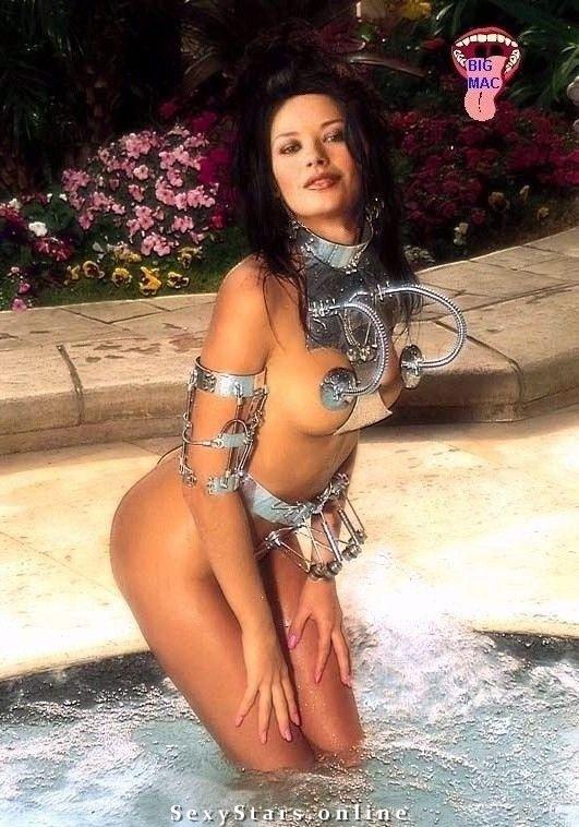 Catherine Zeta-Jones Nackt. Fotografie - 101