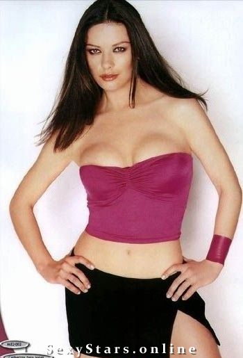 Catherine Zeta-Jones Nackt. Fotografie - 11