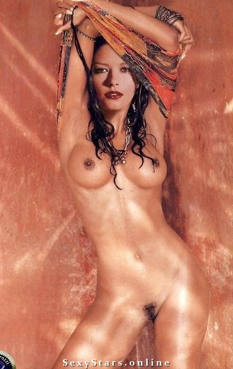 Catherine Zeta-Jones Nackt. Fotografie - 113