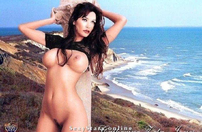 Catherine Zeta-Jones Nackt. Fotografie - 118