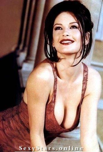 Catherine Zeta-Jones Nackt. Fotografie - 12