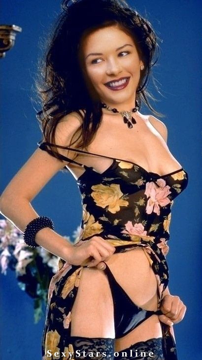 Catherine Zeta-Jones Nackt. Fotografie - 122
