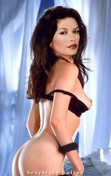 Catherine Zeta-Jones Nackt. Fotografie - 126