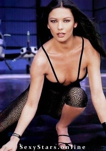 Catherine Zeta-Jones Nackt. Fotografie - 13