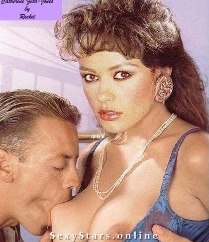 Catherine Zeta-Jones Nackt. Fotografie - 131