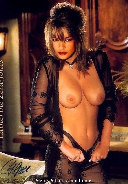 Catherine Zeta-Jones Nackt. Fotografie - 134