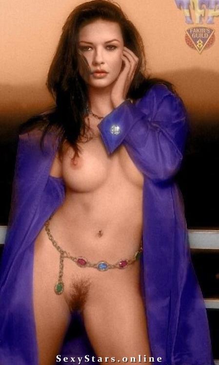Catherine Zeta-Jones Nackt. Fotografie - 139