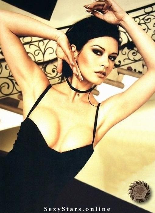 Catherine Zeta-Jones Nackt. Fotografie - 140