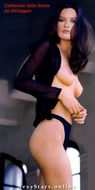 Catherine Zeta-Jones Nackt. Fotografie - 142