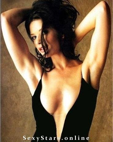 Catherine Zeta-Jones Nackt. Fotografie - 15