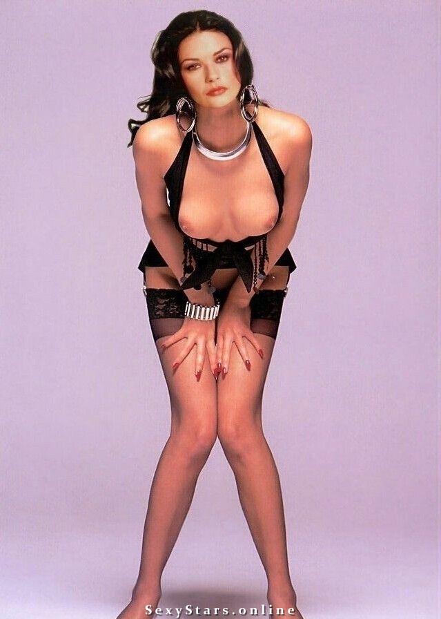 Catherine Zeta-Jones Nackt. Fotografie - 152