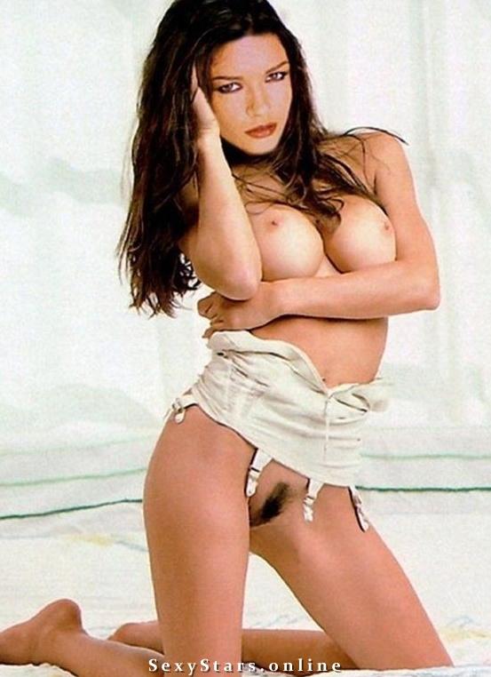 Catherine Zeta-Jones Nackt. Fotografie - 157