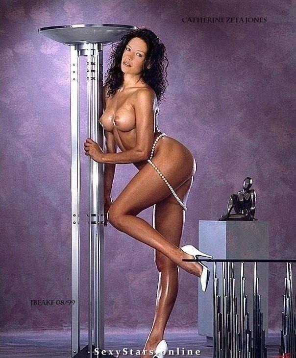 Catherine Zeta-Jones Nackt. Fotografie - 167