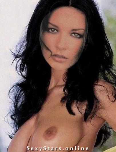 Catherine Zeta-Jones Nackt. Fotografie - 169