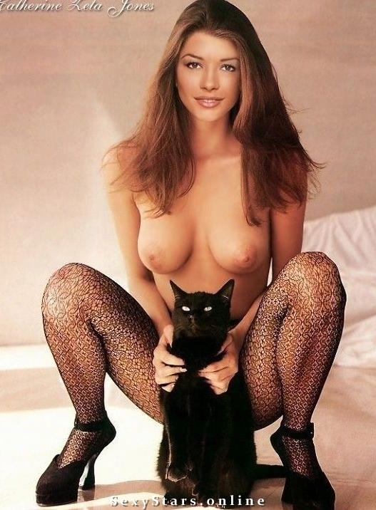 Catherine Zeta-Jones Nackt. Fotografie - 173