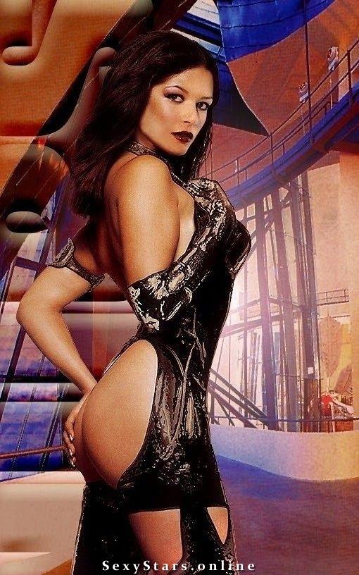 Catherine Zeta-Jones Nackt. Fotografie - 182