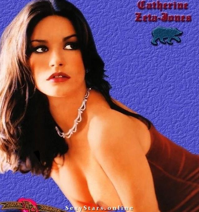 Catherine Zeta-Jones Nackt. Fotografie - 183