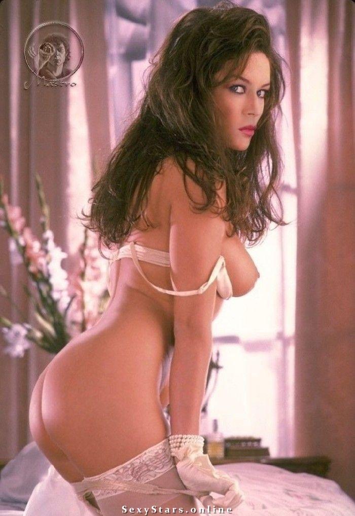 Catherine Zeta-Jones Nackt. Fotografie - 184