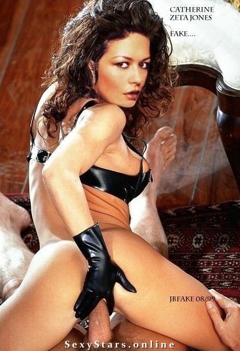Catherine Zeta-Jones Nackt. Fotografie - 192