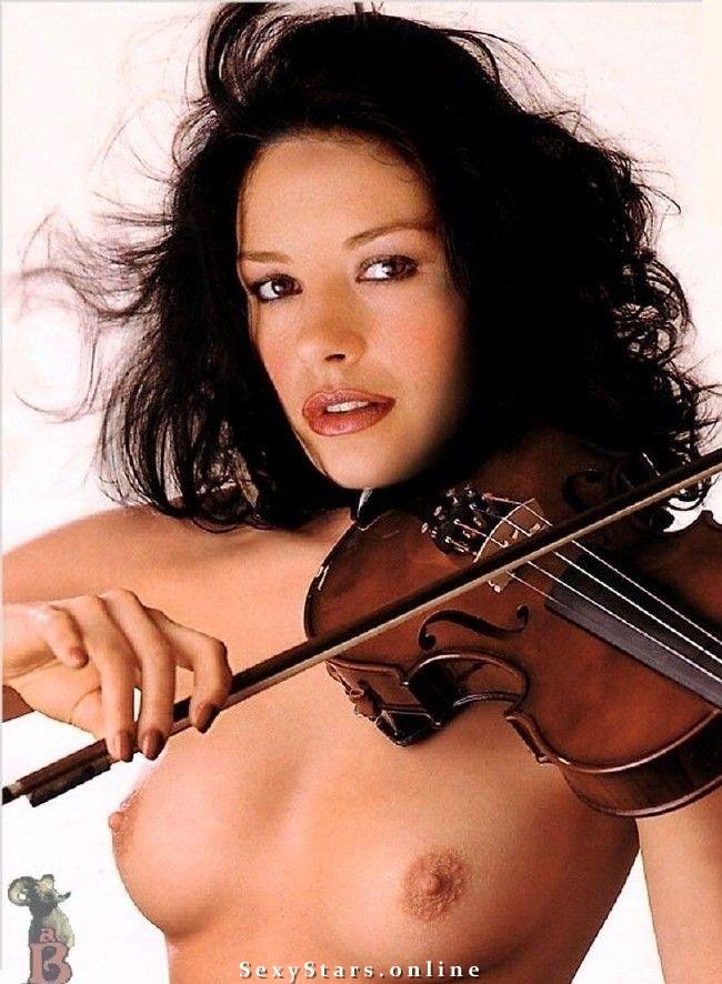 Catherine Zeta-Jones Nackt. Fotografie - 195