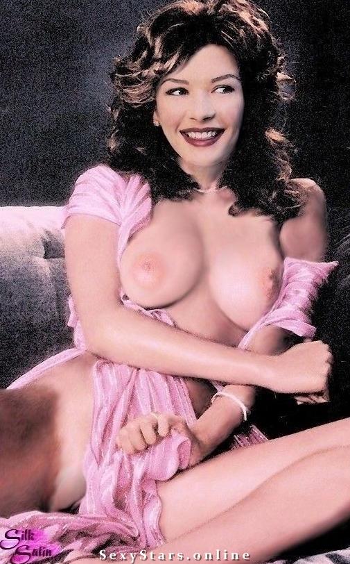 Catherine Zeta-Jones Nackt. Fotografie - 196
